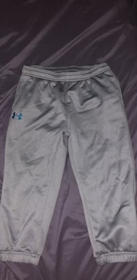 grey under armor sweatpants size youth  XL Tucson, 85711