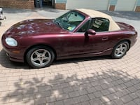 2000 Mazda MX-5 Miata SPECIAL EDITION 6SP Manual Gainesville