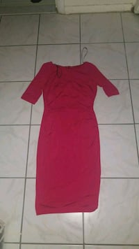 Vince Camuto Red Dress: size 6