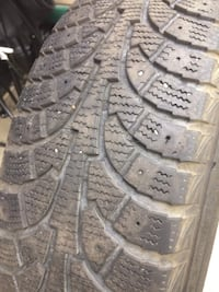 215/65R16 only 1 tire Edmonton, T6J 4T5