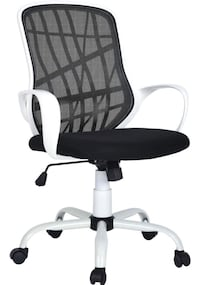 Chair Adjustable Mesh Computer Chair Swivel High Back Home Desk Chair