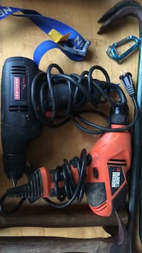 Electric drills 15$ each  Santa Rosa, 95404