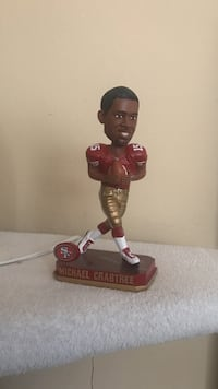 Michael Crabtree bobblehead  San Jose, 95118