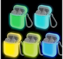 AirPods Case, EnPro Upgrade Luminescent Protective