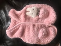 FLUFFY VEST FOR LITTLE PUPPY  Coquitlam, V3K 5K8