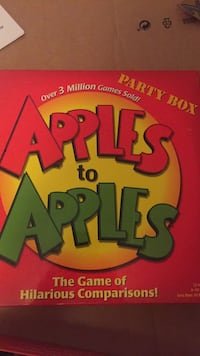 Game Apples to Apples BRAND NEW