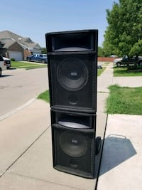 SoundTech (STS) CX2 Speaker pair Fort Worth, 76179