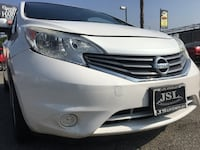 2014 NISSAN VERSA SV HATCHBACK SEDAN! 88K MILES! RELATIVELY LOW PAYMENTS! $1,000 DRIVE OFF SPECIAL! Los Angeles, 90016