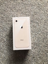 IPhone 8 Rose Gold 64 GB unlocked  Mississauga