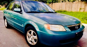 2001 Mazda Protege 'Engine and Transmission are strong