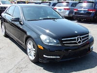 2014 Mercedes-Benz C-Class C250 Luxury Sedan Woodbridge