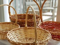 Selections of baskets