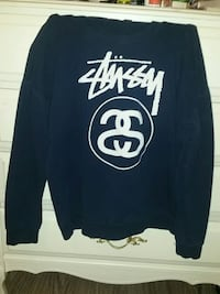 Size s stussy sweater  Vancouver, V5N 1Y9