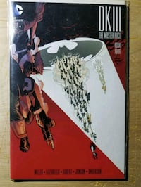 Dark Knight III The Master Race 4 (9.4) NM Upper Marlboro, 20774