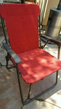 Folding Chair W/Arm Rest Santa Barbara, 93103