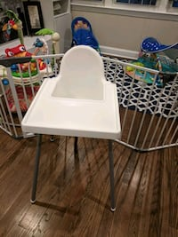 Ikea high chair Rockville, 20850