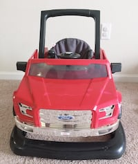 3 in 1 Baby walker for boys - Ford F-150 :) Virginia Beach, 23464