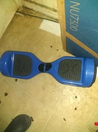 blue and black self balancing board Houston, 77088