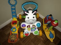 toddler's assorted learning toys Laval, H7P 2H5