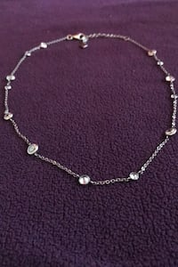 Silpada Sterling & Crystal Necklace Fairfax, 22030