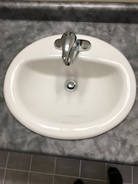 Brand New Washroom Sinks and Faucets Brampton, L6V