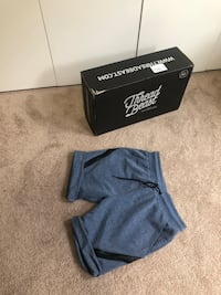 Shorts #ThreadBeast is a subscription of clothing. These great finds were great, however a few didn't fit me. The box is normally $150 for a few items, so I am selling the ones that didn't fit for $15 each. If you buy more than one I can give you a deal.  Alameda, 94501