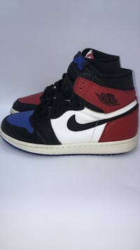 Air jordan 1 top 3  Arlington, 22204