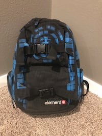 Element Skateboarding backpack  Denver, 80236