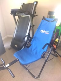 great deal..Treadmill and Ab Lounge hardly used... Clarksville, 37042