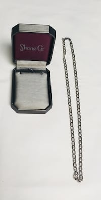 Sterling Silver Gucci Mariner chain Sandy, 84094