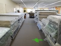 Brand New in the plastic Half Priced Mattresses!!! Charlotte