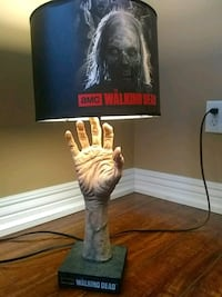 Walking dead collectable lamp  Oshawa, L1H 8G4