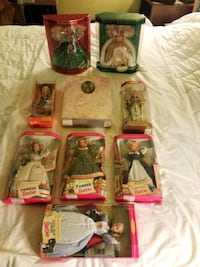 BARBIE COLLECTION (GREAT UNIQUE HOLIDAY GIFT) price REDUCED
