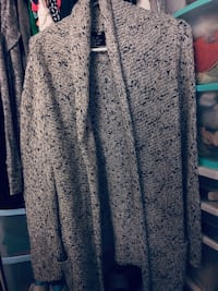 H&M Women's Gray Cardigan
