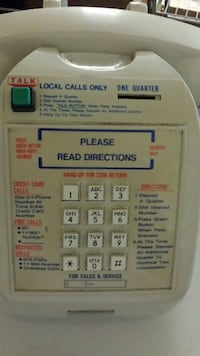 Coin phone Harker Heights, 76548
