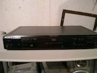 Black and gray dvd player Crown Point, 46307