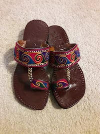 Girls Fancy Pakistani / Indian Dress with Shoes! Milton