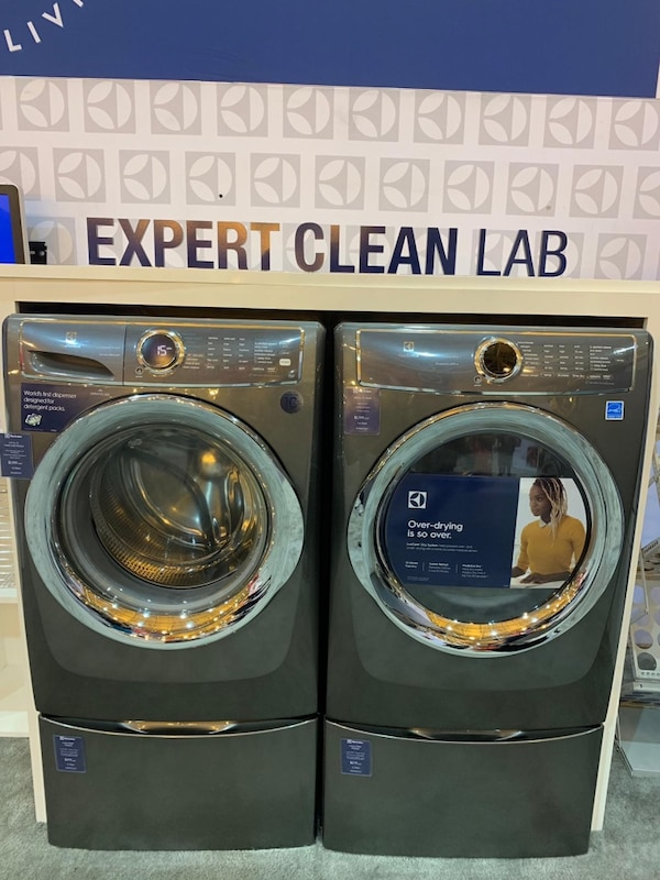 Looking for an good washing set!? Electrolux is they way to go!!!