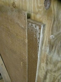 4 pcs of Pegboard, various. Augusta, 30906