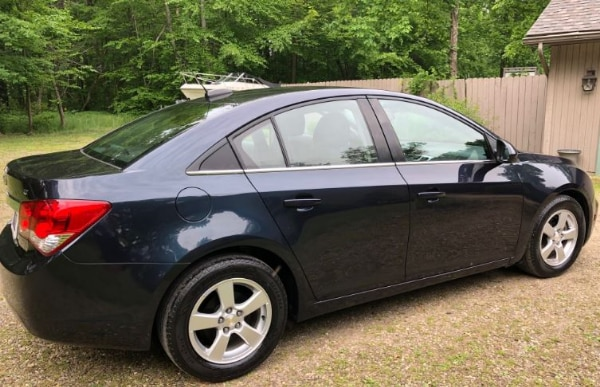 Chevy Cruze Lt >> 2016 Chevy Cruze Lt Private By Owner