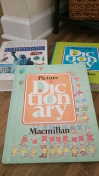 Childrens encyclopedia and dictionary Jacksonville, 32258