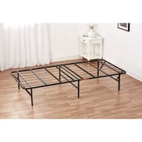 Collapsible Twin XL Bed and Mattress Alexandria, 22304