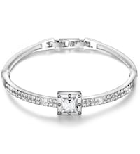 Silver and diamond ring Pineville, 71360