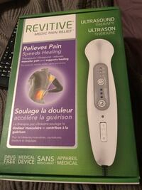 Revitive medic pain relief with gel Toronto, M9M 1X6