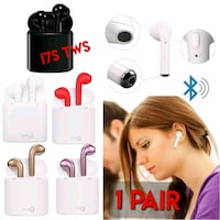 AirBuds True Wireless Bluetooth Earbuds 5 Colors