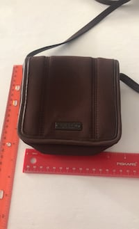 Coach Small Brown Crossbody Bag