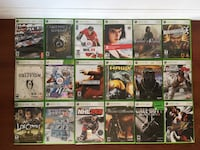 Xbox360 games (some new and sealed) Marieville, J3M 0B1