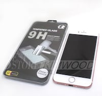 Iphone 5,5s,6,6s,7 tempered glass screen protector 100 available