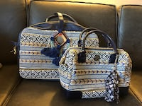 Brand new Tory Burch luggage - 3 pieces Vaughan, L4H 1Y7