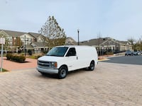 2002 Chevrolet Express 2500 cargo van Falls Church, 22042